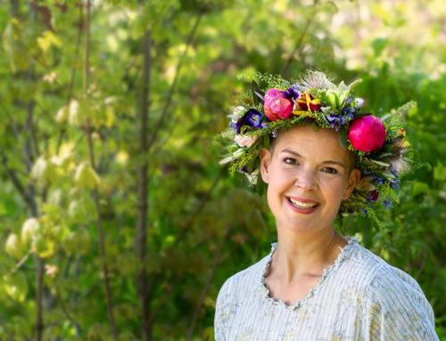 Sara Bäckmo sommarpratare